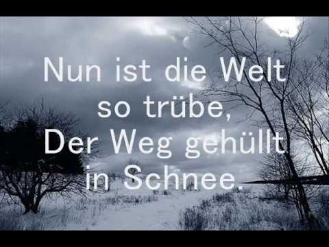 Gute Nacht [Schubert Winterreise]