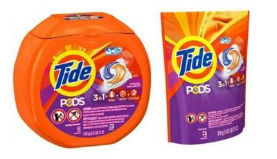 HOT! Tide Pods Detergent Pacs Coupons-$0.09 Per Load! via @Passion4Savings