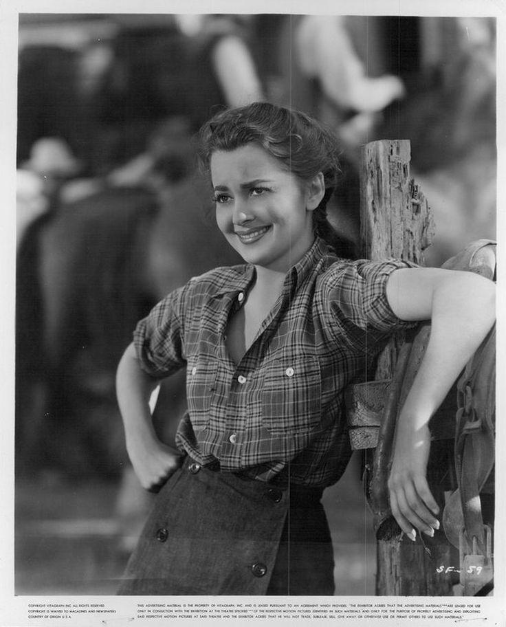 Olivia de Havilland, Santa Fe Trail