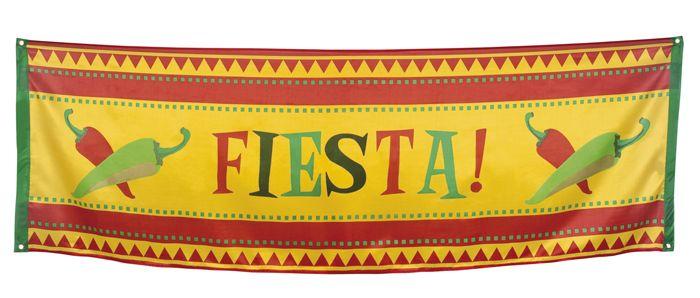 1 striscione messicano in poliestere su VegaooParty, negozio di articoli per feste. Scopri il maggior catalogo di addobbi e decorazioni per feste del web,  sempre al miglior prezzo!