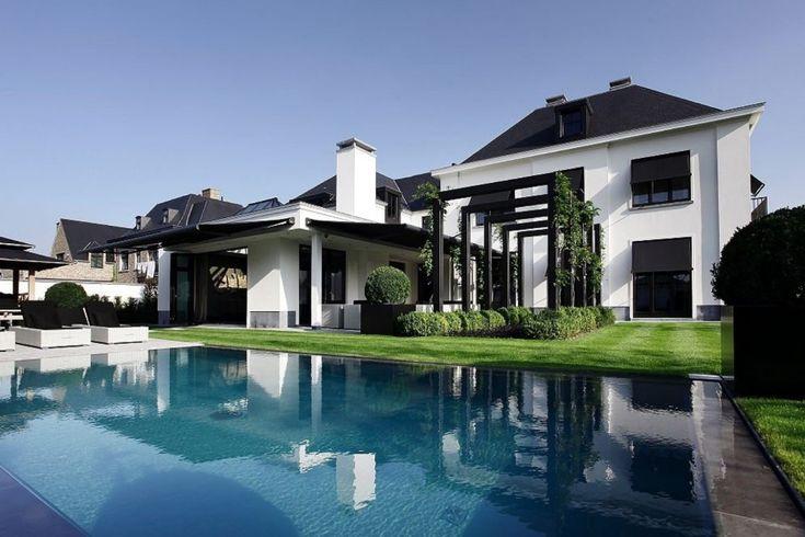 Exclusieve villabouw door Van den Berg Interieurbouw