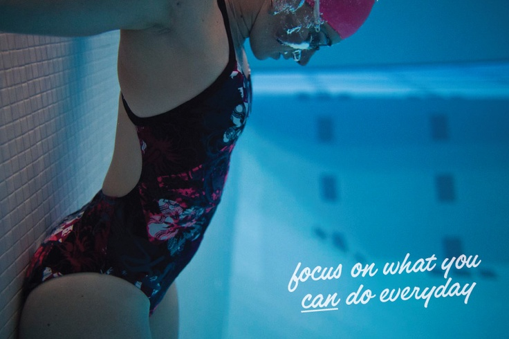 focus on what you can do everyday. lululemon quotes thesweatlife