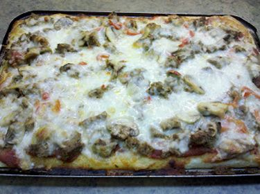 Meatloaf French Bread Pizza Recipe