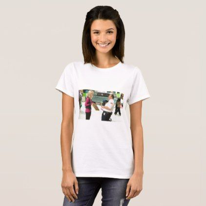 Paul Blart Mall Cop T-Shirt - girl gifts special unique diy gift idea