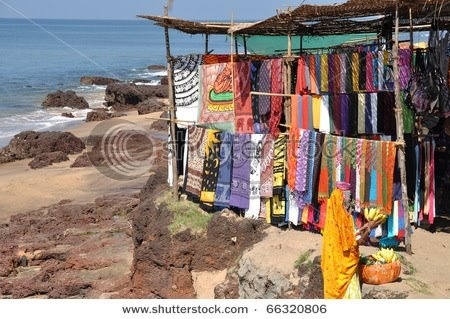 beach shack: Anjuna Beaches, Beaches Goa, Hippie Flee, Hippie Shops, Goa India, Flee Marketing, Fleas Marketing, Beaches Houses, Funky Hippie