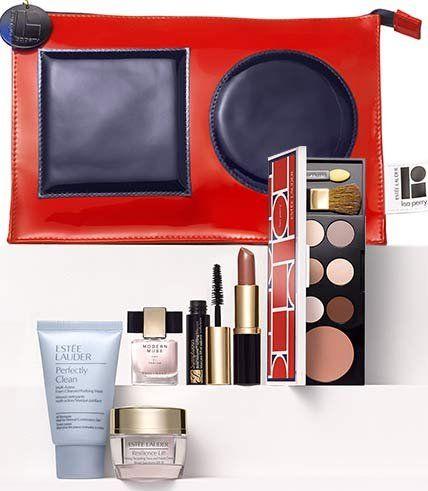 Estee Lauder All Skin Care and Makeup 7pcs Gift Set ($155 Value)  Estee Lauder Gift set worth of $155  https://skincare.boutiquecloset.com/product/estee-lauder-all-skin-care-and-makeup-7pcs-gift-set-155-value/