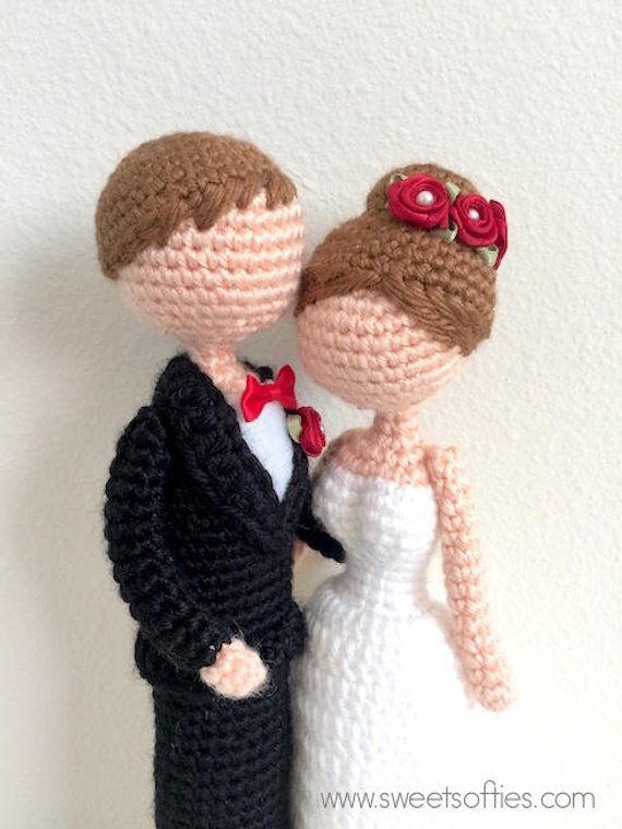SAPLANET ORIGINALS™ -Amigurumi Patterns, Wedding Dolls, and ... | 760x570