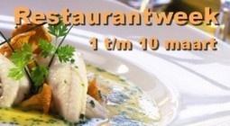Italiaanse restaurants in de Restaurantweek 1-10 maart | Il Giornale, Italiekrant over Italiaanse zaken en smaken