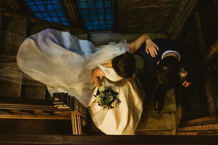 The entrance of the bride and groom #merchantadventurershall #weddingphotographer