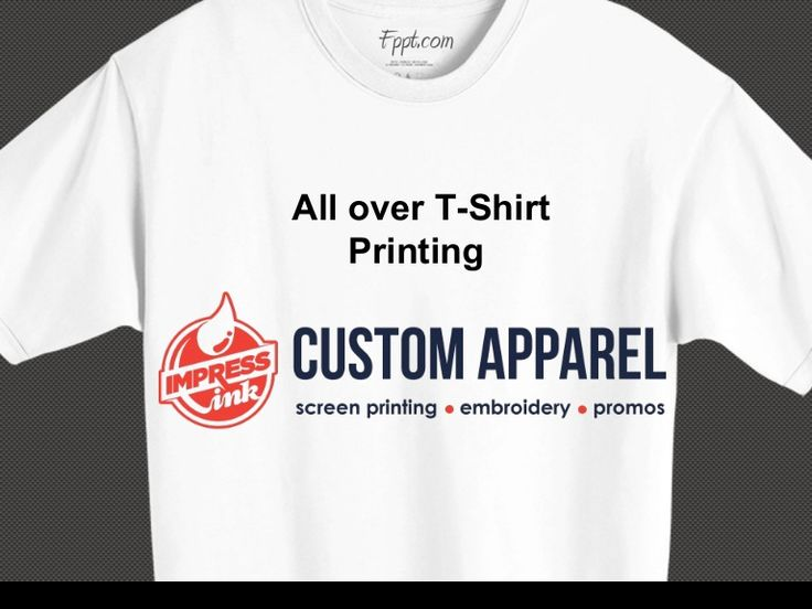 44 best Design Custom T Shirts- ImpressInk images on Pinterest ...