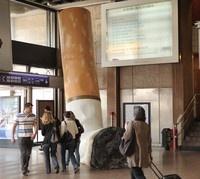 """""""Il n'y a pas de petite incivilité"""" : une nouvelle campagne de communication pour la SNCF #compublique"""