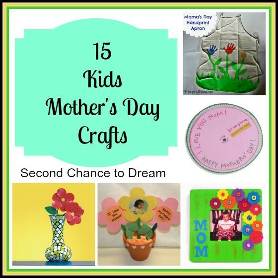 Mothers Day Crafts For Children