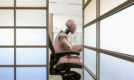 Automation will affect one in five jobs across the UK, says study https://www.theguardian.com/business/2017/oct/16/automation-jobs-uk-robots