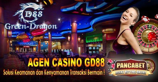 Casino GD88 Lebih di kenal dengan sebutan Green Dragon Casino yang merupakan salah satu situs judi Casino Online melalui Internet. GD88 menawarkan banyak permainan judi seperti Baccarat, Sic Bo dan Roulette yang di hadirkan secara Live dari Casino yang bertempat di Makau. Anda dapat memainkan beberapa permainan live casino seperti baccarat dan roulette serta sicbo secara multi-triple table.