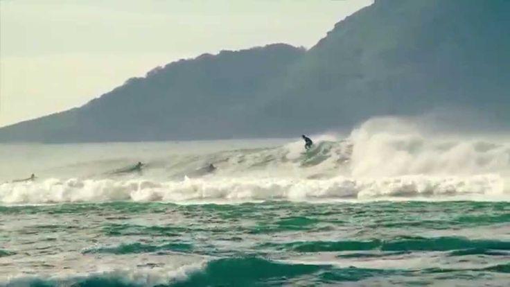 Big Surf in WHAKATANE New Zealand