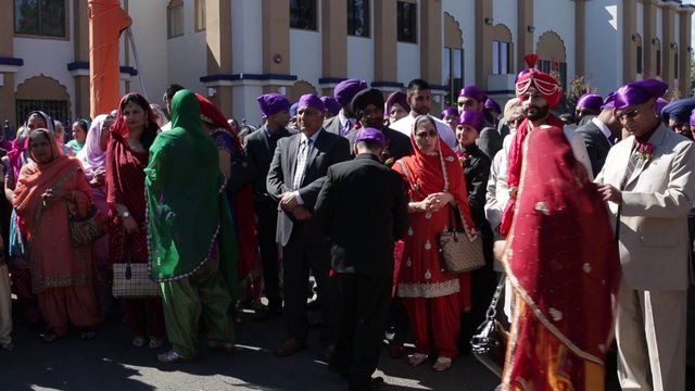 Karen and rajvir wedding