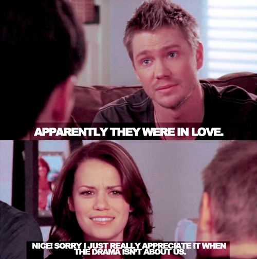 lucas and haley one tree hill relationship