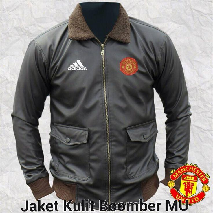 Jaket Kulit Mancehster United  http://www.berkahmurah.com/2015/11/jaket-kulit-boomber-manchester-united.html  #jaket #hoodie #jaketcowok #jaketkulit #MU #MUFC #Redarmy #manchesterunited #GGMU