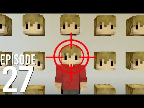 Hermitcraft 6: Episode 27 - THE GRIAN HEAD HUNT! - YouTube