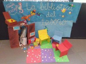 Magisterio en Castellón recrea el ambiente real de las bibliotecas de aula   Blog de Magisterio