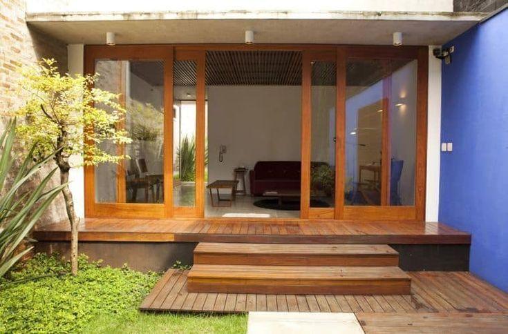 34 Decks De Madeira Para Deixar Sua Casa Linda E Acolhedora (De Patricia Smaniotto - homify)