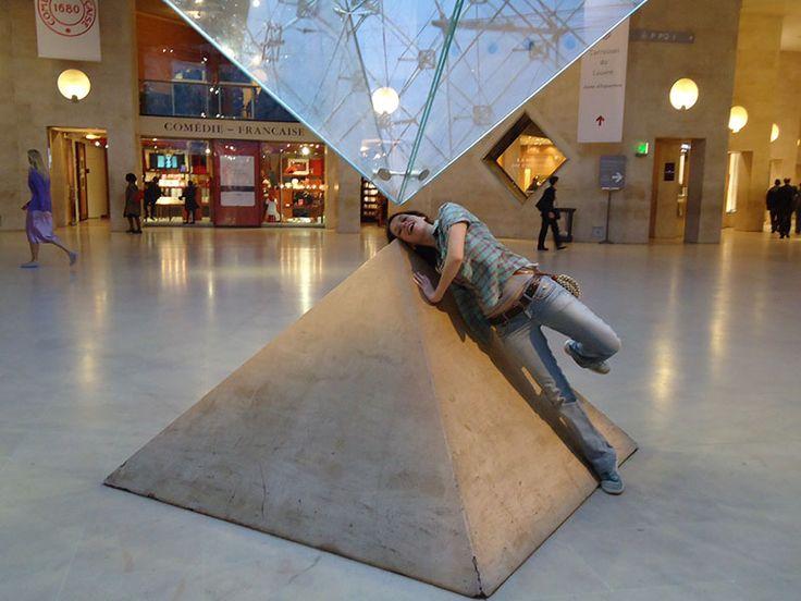 curiosidades paris museu louvre