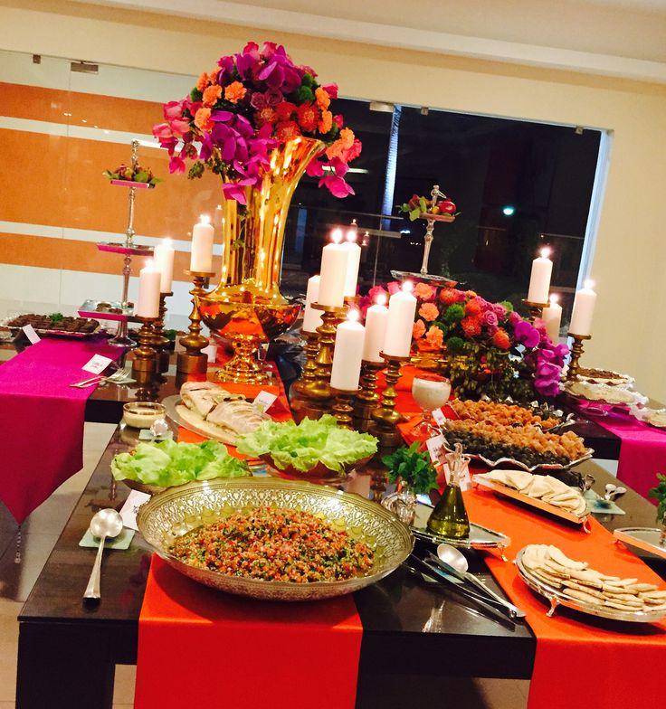 https://flic.kr/p/xSC6PP | Cena Arabe - Lebanese dinner party