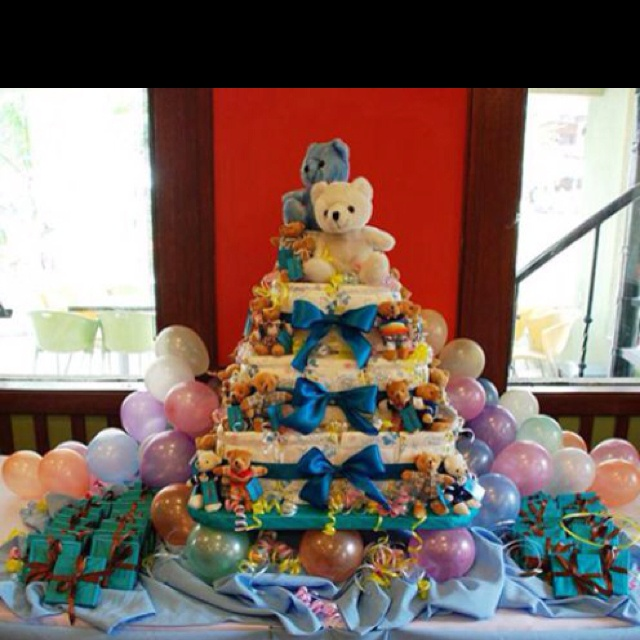 110 best Teddy bear baby shower images on Pinterest | Teddy bear ...