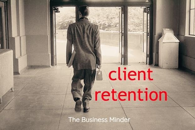 How to stop a client from walking. All businesses have to deal with customer defections. If one or many of your customers leave you, then it's entirely your fault. This article details the causes and how to prevent them. #TheBusinessMinder #Singapore #Malaysia #Vietnam #BusinessInSingapore #ASEAN #BusinessConsultant #MindUrBisnis #business #investment #businesssystems #businessimprovement #businessstrengths #people #growth #solutions #businesshelp #customers #clientretention…