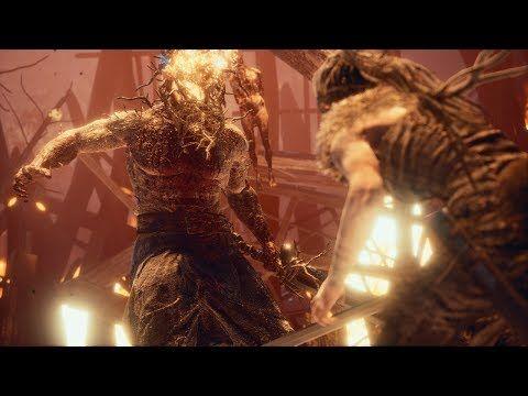 Srep Games Media - Revelada la fecha de lanzamiento para Hellblade – Nuevo trailer y requisitos.