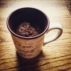 3-Ingredient Nutella Microwave Mug Brownie