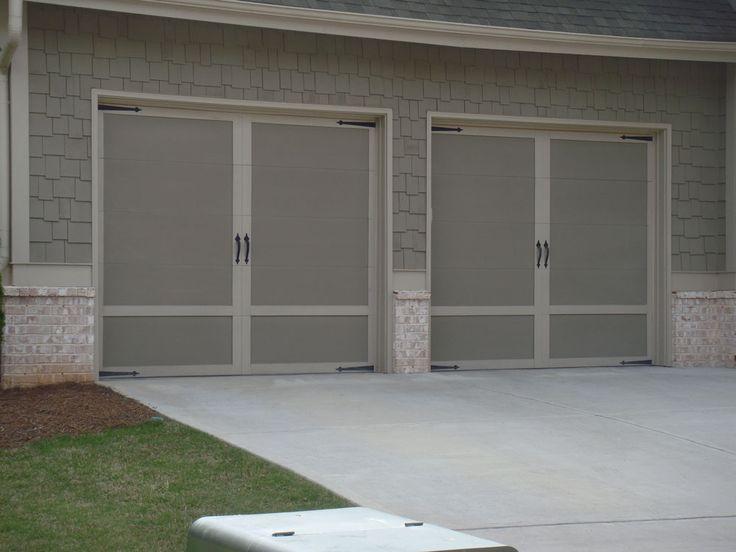 New Garage Doors. Get your replacement garage doors from EXOVATIONS of Atlanta Georgia. & 23 best EXOVATIONS Garage Doors images on Pinterest | Atlanta ...