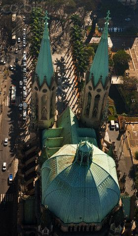 Sao Paulo Cathedral, Brazil