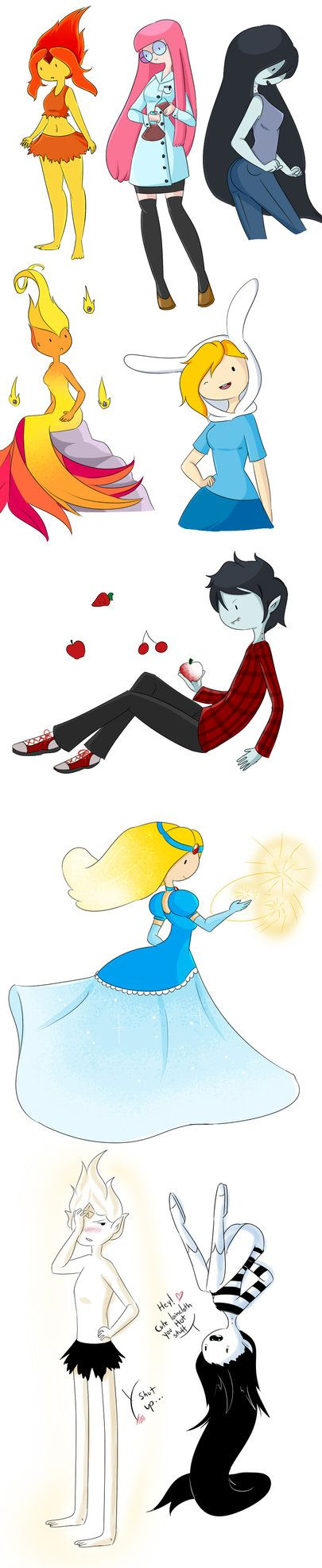 DeviantArt: More Artists Like PB`s outfits by laurathehumanxD