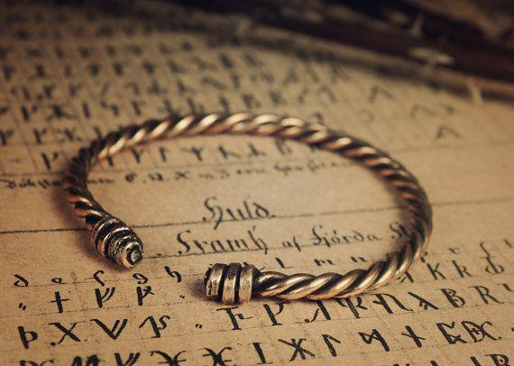 Viking oath bracelet  Viking arm ring  Viking jewelry