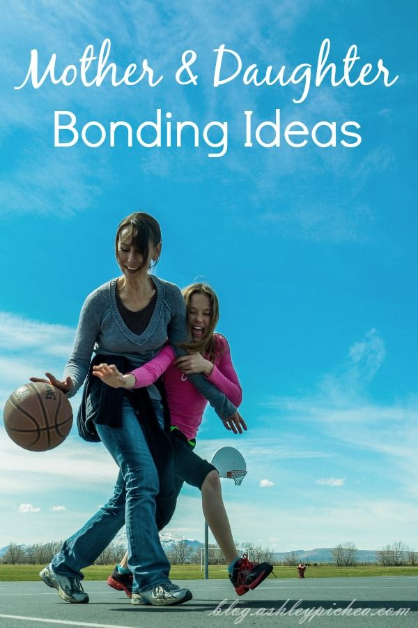 Looking for ways to better connect with you daughter? CLICK HERE for Mother & Daughter Bonding Ideas...