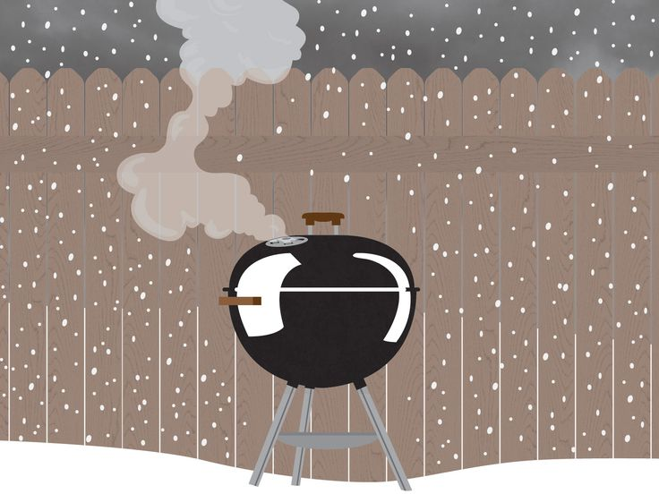 The Comfort Food Diaries: Grilling in Winter   Serious Eats