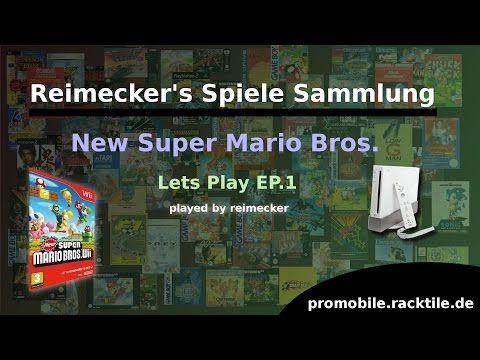 Reimecker's Spiele Sammlung : New Super Mario Bros.