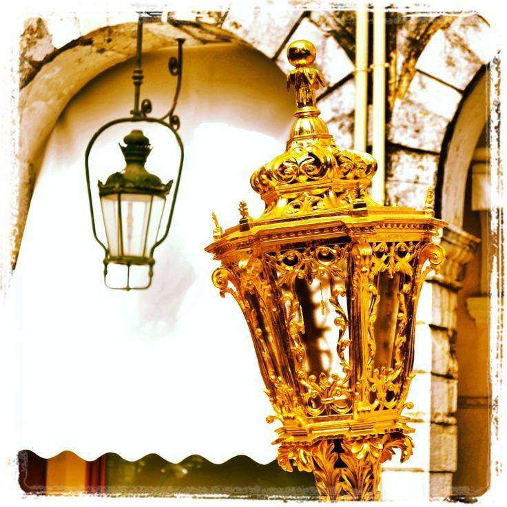 Easter Corfu Liston.