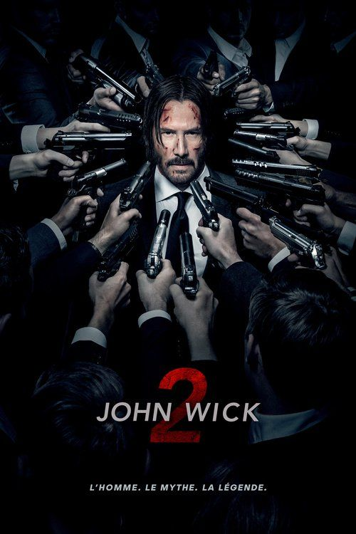 Watch->> John Wick: Chapter 2 2017 Full - Movie Online