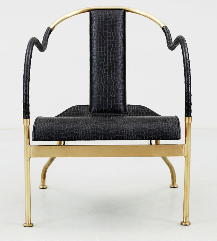 Mats Theselius El-Ray chair contemporary decor, contemporary furniture, Exclusive Design, Designer Furniture, Interior Design, Best decor, Decorating secrets, entrance hall,living area.   get inspired on: http://www.bocadolobo.com/en/inspiration-and-ideas/