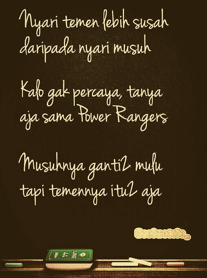 Temen-temennya Power Rangers... Ha! /:))