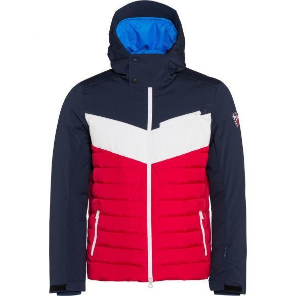 La MAJOR JACKET est la veste best-seller de la collection Sport-Chic : un condensé de performance, technicité et style.<br /> Cette doudoune zippée pour homme est légère et ultra-chaude grâce à son isolation en duvet du Faubourg, duvet de canard premium pour un confort,  un gonflant et une chaleur incomparables.<br /> Imperméable et respirante, elle est dotée d'une membrane stretch 2 couches 10 000 / 10 000 garantissant une bonne protection contre les intempérie...