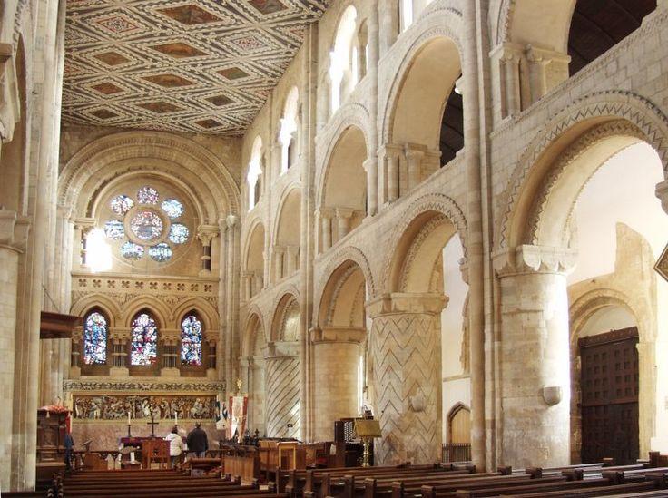 The Nave, Abbey Church, Waltham Abbey, Essex