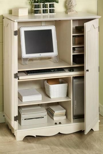 computer desk cabinet perfect idea for dining room