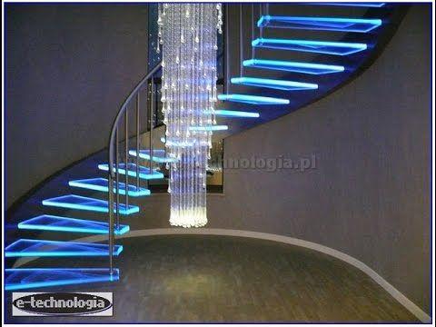 żyrandol światłowodowy Korona firmy E-TECHNOLOGIA