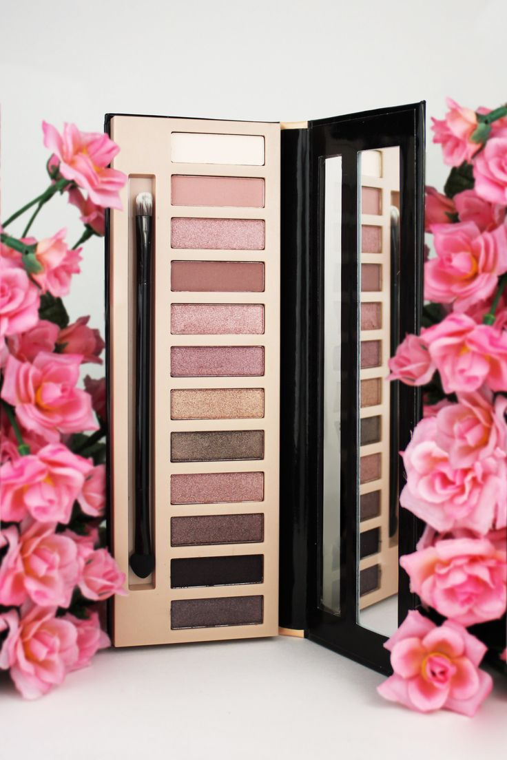 Nude Eyeshadow Make Up Pallette