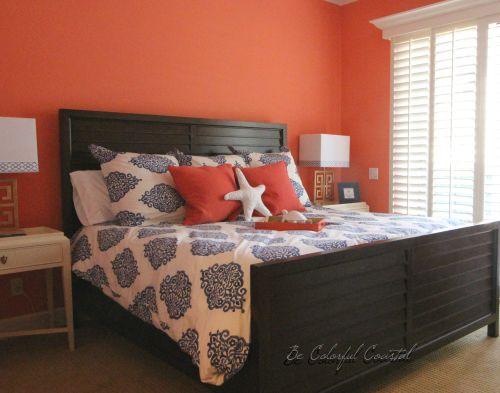 best coral paint color for bedroom 25 best ideas about coral paint colors on 20329