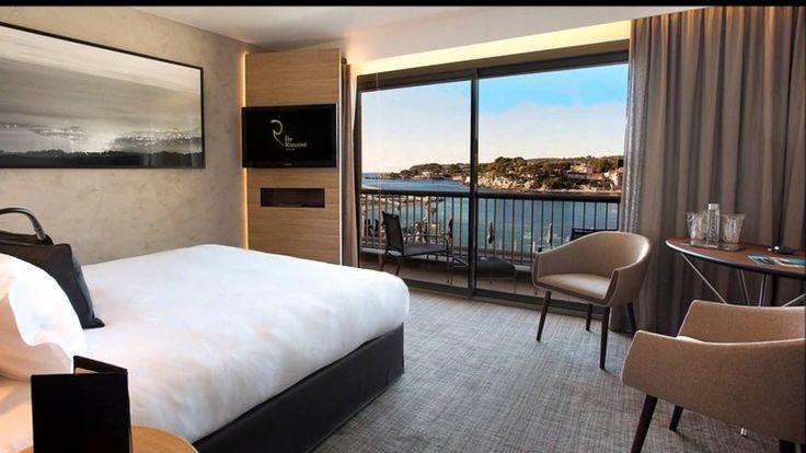 Une virée à Bandol, ça vous dit ? Laissez place au dépaysement & à la modernité avec l'Hôtel Ile Rousse...  #bandol #luxe #hotel #soleil