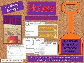 17 best ideas about Holes Book on Pinterest | Louis sachar, Brown ...